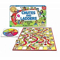 Chutes and Ladders (3+)