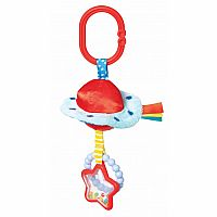 UFO Travel Toy Teether