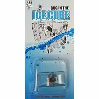 Bug In Ice Cube