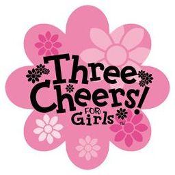 Three Cheers For Girls